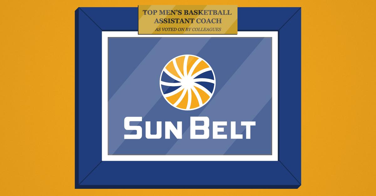 Top Men's Basketball Assistants: Sun Belt - Stadium