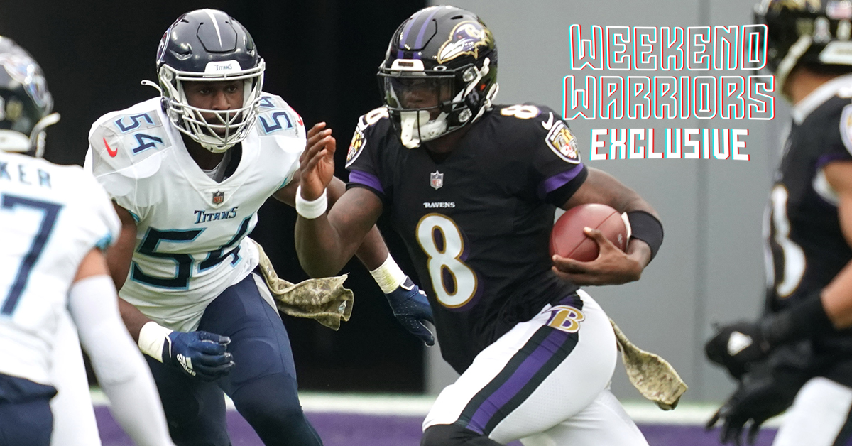 NFL Betting: How to Pick Wild Card Weekend - Stadium