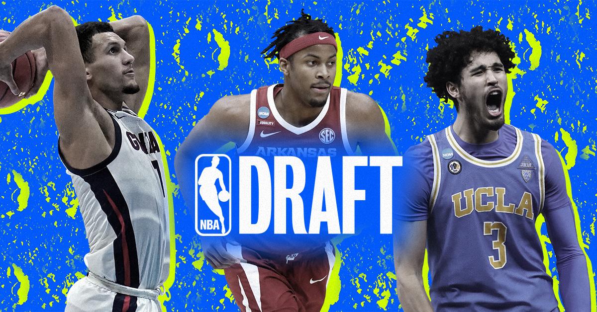 Stadium's 2021 NBA Draft Entry Tracker - Stadium